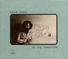 David Essig - In The Tradition RARE OOP Canadian Folk Original Import CD (Mint!)