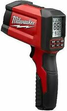 Milwaukee Laser Temperature Gun Infrared/contact 30 1 Thermometer