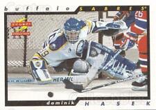 1996-97 Score Golden Blades #18 Dominik Hasek