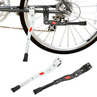 Adjustable MTB Bike Bicycle Cycling Side Road Replacement Kickstand Kick Stands