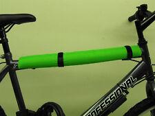 FIXIE/MTB BIKE/ANY BIKE TOP TUBE CRASH PAD GREEN NOS