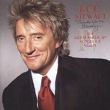 Thanks for the Memory: The Great American Songbook, Vol 4 Rod Stewart (CD, 2005)