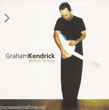 GRAHAM KENDRICK - What Grace (UK 12 Trk Enh CD Album)