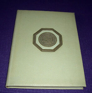 1948 THE PICKOUT Yearbook Lowell Textile Institute Massachusetts TERRY TEX Rare
