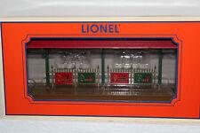 LIONEL #82723 Christmas Reindeer Station Platform