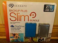 Seagate 2TB External Hard Drive USB 3.0 NEW IN BOX