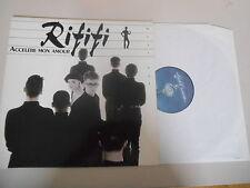 "LP Pop Rififi - Accelere Mon Amour (3 Song) 12"" EMI / Yello"