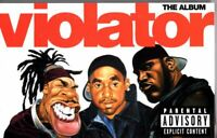 Violator Self Titled S/T 1999 Cassette Tape Hiphop Rap Camron Busta Pun Mobb