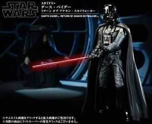 KOTOBUKIYA ARTFX+ Star Wars Darth Vader Return of Anakin Skywalker Japan version