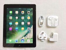 Apple iPad 4a generazione 16 GB, Wi-Fi, 9,7 pollici-Nero + EXTRA