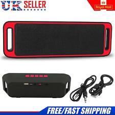 Altavoz Portátil Inalámbrico Bluetooth 4.1 FM Estéreo Audio Soporta USB TARJETA TF AUX