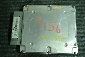 1996 FORD ESCORT ELECTRONIC CONTROL MODULE ECM OEM, 590-04338