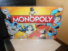 Winning Moves 0971 Monopoly DC Comics Version Française