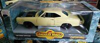 Ertl American Muscle 1969 Dodge Super Bee Six Pack 1:18 Scale Diecast Mopar Car