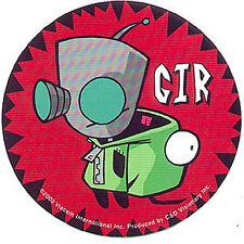 Invader Zim/Gir Dogsuit Sticker Jhonen Vasquez