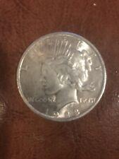 1923 Peace Dollar - 90% Silver Very Nice Coin