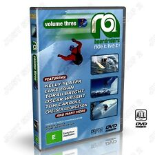 RA Boardriders 3 : Kelly Slater + Many More : New Surfing / Snowboard DVD