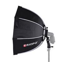 TRIOPO 65cm Octagon Umbrella Softbox For Studio Speedlite Flash Strobe Light Cam