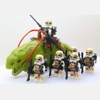 Star Wars Stormtrooper Minifigures Lot Custom Printed Compatible