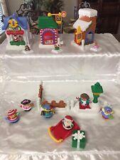 Little People Christmas Village