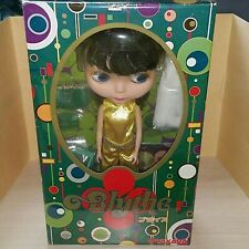 """Neo Blythe 2001 Doll Goldie """"ALL GOLD IN ONE"""" TAKARA"""