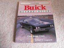 Illustrated Buick Buyer's Guide: Cars from 1946 Richard M. Langworth