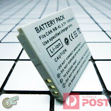 NB-4L NB4L Battery for Canon Digital IXUS 255HS 80IS 82IS izoom IXUS30 IXUS40
