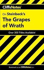 Steinbeck's the Grapes of Wrath by Kelly McGrath Vlcek (2000, Paperback)