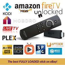 Brand New 2nd Gen Amazon Fire Stick ️Kodi 17.6✔️Movies✔️Sport✔️TV✔️BoxSet