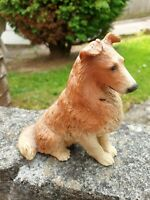 Sheltie / Rough Collie Dog Ornament sheltie figure
