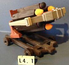 (L4.1) playmobil Baliste à 6 projectiles ref 4868 4865 4874 3666 6000 6001 4866