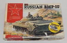 VINTAGE LINDBERG 1/35 RUSSIAN BMP-1U #76003 NIOB