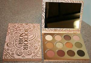 Colourpop Boudior Noir Eyeshadow Palette  (Gold) Romance Holiday 2020 Authentic