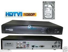 HD-TVI 1080P 1U 4CH DVR / AT304-4 / Hikvision DS-7204HGHI-SH OEM version 4TB HDD