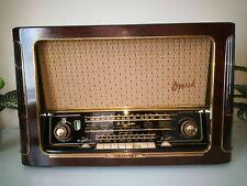Classic German radio Telefunken Opus 6 HiFi System Licensed by Armstrong.