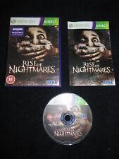 XBOX 360 : RISE OF NIGHTMARES - Completo, ITA ! Dai 18 anni in su