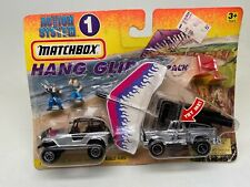 MATCHBOX-ACTION SYSTEM #1 HANG GLIDER PACK--1996--ON CARD--LOOK---