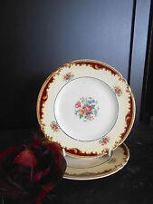 Unboxed British Myott Pottery Dessert Plates