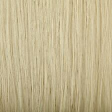 100% Real Clip In Synthetic Straight Side Bangs Fringe Hair Extensions Soft Hair