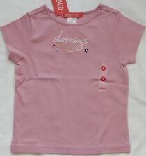 Gymboree Chelsea Girl pink shirt top clothes NEW size 4