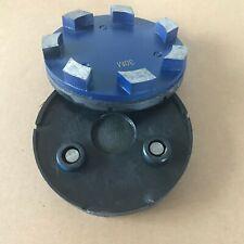 30M Diamond Grinding scraper disc shoes thin coating mastic removal klindex