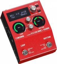 Boss Rc-10r Ritmo Loop Station Looper Pedale effetti per Chitarra