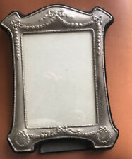 Vintage Silver Plated Picture Frame
