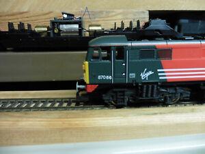 Lima Class 87 87066 VIRGIN Livery
