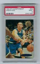 1994 SP Championship Basketball #49 Jason Kidd Rookie Card RC HOF  -MINT PSA 9-