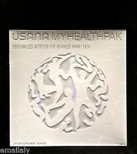 USANA HealthPak Advanced Manny Pack Dietary Supplement 56Pk Pacquiao Vitamins