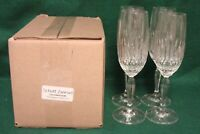 Schott Zwiesel CELEBRATION Champagne Flutes SET OF FOUR Mint in BOX More Here