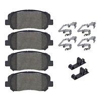 K Mopar 2AMV1350AB Disc Brake Pad Kit-VIN