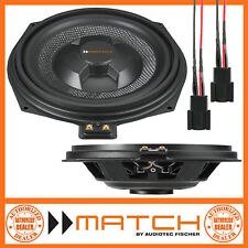 Helix Match UP W8BMW-S - BMW 1,3,4,5,6 Series X1, X3, X4, X5, X6 Underseat Subs
