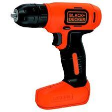Avvitatori elettrici arancione per il bricolage e il fai da te con inserzione bundle